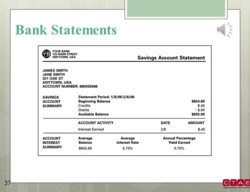 Record Interest Income into QuickBooks Online