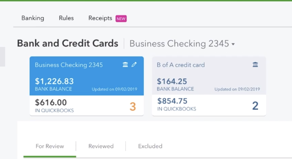 Bank and Credit Cards | Business Checking