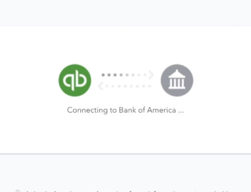 How To Setup Bank of America Credit Card to QuickBooks Online
