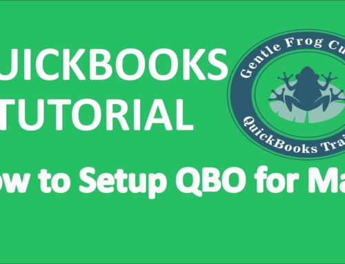 How To Set Up a New Company File in QuickBooks 2019 for Mac